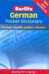 Berlitz German Pocket Dictionary | Berlitz |