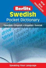 Berlitz: Swedish Pocket Dictionary | auteur onbekend |