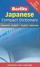 Berlitz Japanese Compact Dictionary