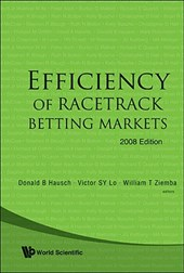 Efficiency of Racetrack Betting Markets |  |