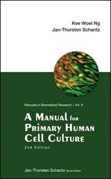 A Manual for Primary Human Cell Culture | Jan-Thorsten Schantz |
