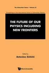 The Future of Our Physics Including New Frontiers |  |