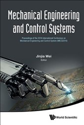 Mechanical Engineering and Control Systems | Jinjia Wei |