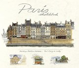 Paris Sketchbook | Moireau, Fabrice ; Kelly, Mary |