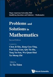 Problems and Solutions in Mathematics