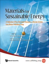 Materials for Sustainable Energy | Vincent Dusastre |