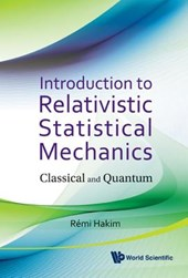 Introduction to Relativistic Statistical Mechanics