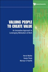 Valuing People to Create Value | Herve Mathe |