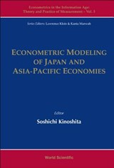 Econometric Modeling of Japan and Asia-Pacific Economies | auteur onbekend |