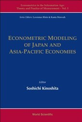 Econometric Modeling of Japan and Asia-Pacific Economies