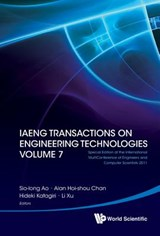 Iaeng Transactions on Engineering Technologies Volume 7 - Special Edition of the International Multiconference of Engineers and Computer Scientists | auteur onbekend |