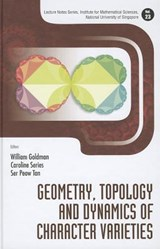 Geometry, Topology and Dynamics of Character Varieties | auteur onbekend |