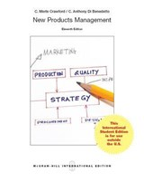 New Products Management | C. Merle Crawford |