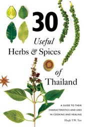 30 Useful Herbs & Spices of Thailand