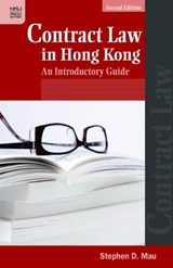 Contract Law in Hong Kong - An Introductory Guide | Michael Fisher |
