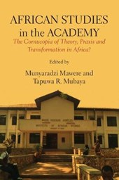 African Studies in the Academy