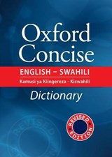 Concise English - Swahili Dictionary | auteur onbekend |