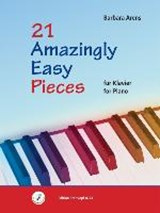 21 Amazingly Easy Pieces | Barbara Arens |
