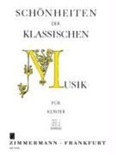 Schönheiten der klassischen Musik kplt. für Klavier