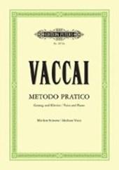 Metodo pratico di Canto Italiano