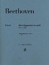 Streichquartett cis-moll op. 131