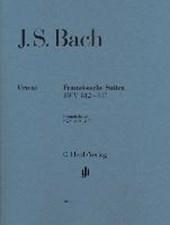 Französische Suiten  BWV 812-817