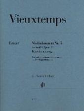 Violinkonzert Nr. 5 a-moll op.