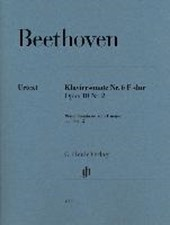 Klaviersonate Nr. 6 F-dur op. 10,2