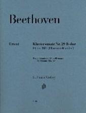 Klaviersonate Nr. 29 B-dur op.