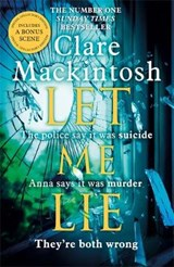 Let me lie | Clare Mackintosh |