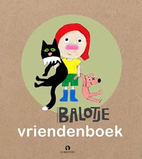 Balotje vriendenboek | Yvonne Jagtenberg |