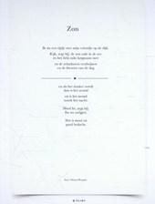 Plint Poëziekaarten Navulset 'Zon' Ester Naomi Perquin