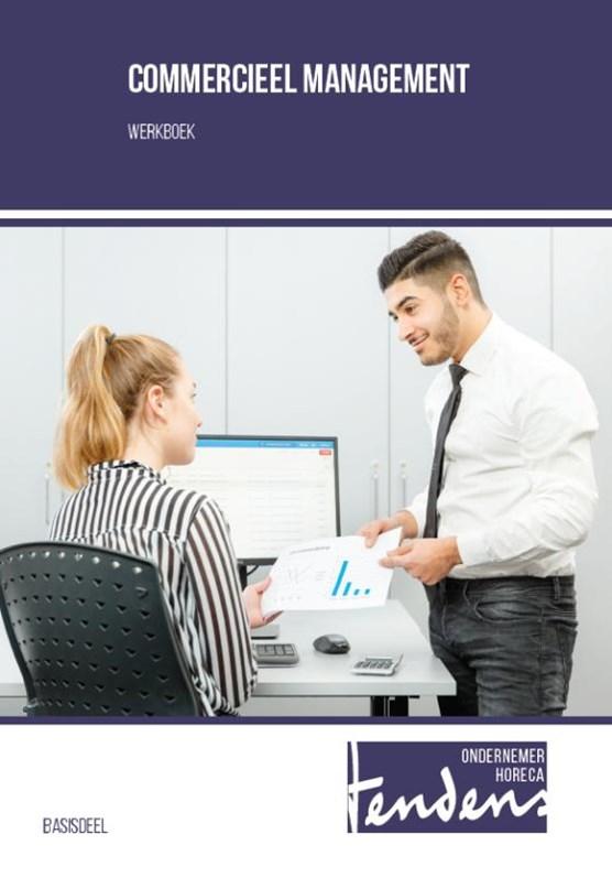 Commercieel management Ondernemer horeca Werkboek