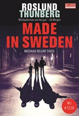 Made in Sweden | Anders Roslund | 9789044534023