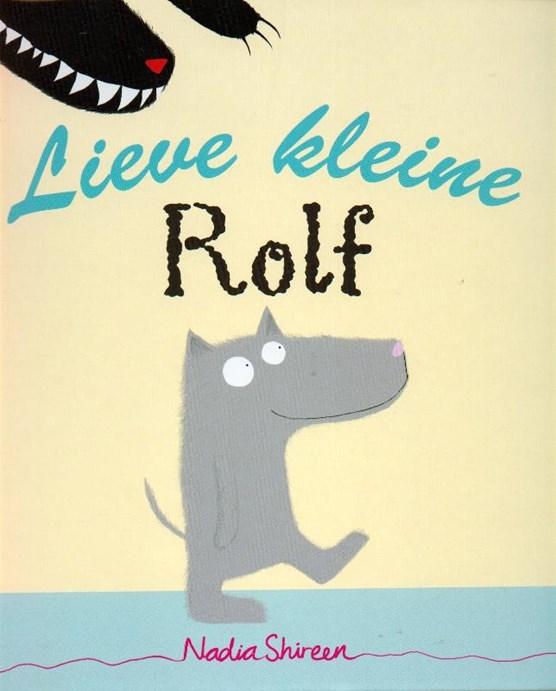 Lieve kleine Rolf