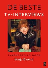 TV interviews | Sonja Barend |