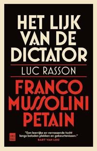 Het lijk van de dictator   Luc Rasson  