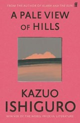 Pale view of hills | Kazuo Ishiguro |