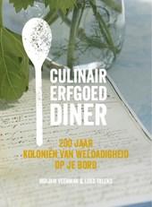 Culinair Erfgoed Diner