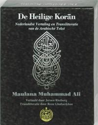 De Heilige Koran (luxe pocket uitgave in gift box met Nederlandse tekst en translitteratie) | Muhammad Ali |
