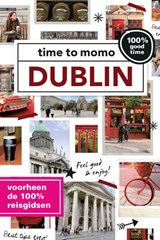 time to momo Dublin | Amy Keip | 9789057677564