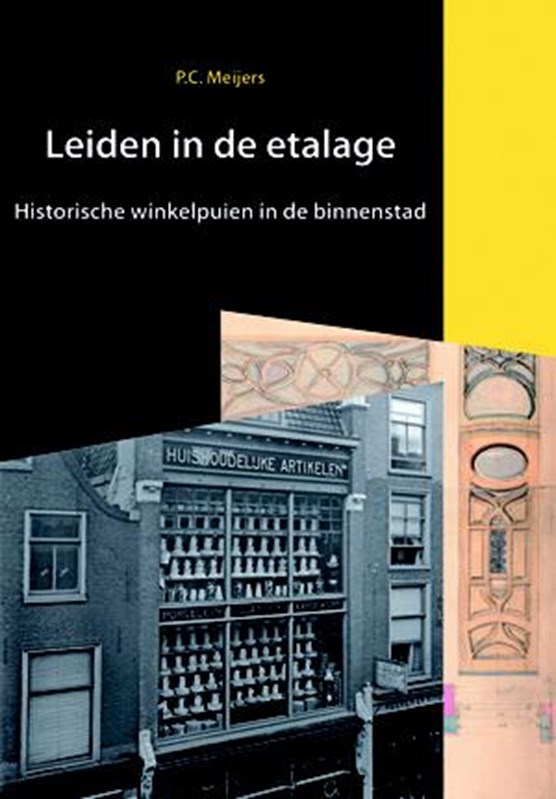 Leiden in de etalage