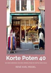 Korte Poten 40 | René Karl Middel |