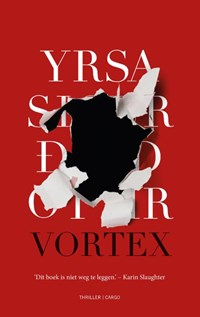 Vortex   Yrsa Sigurdardottir  