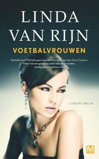 Pakket Voetbalvrouwen   Linda van Rijn  