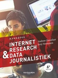 Handboek Internetresearch & datajournalistiek   Andrew Dasselaar ; Jerry Vermanen  