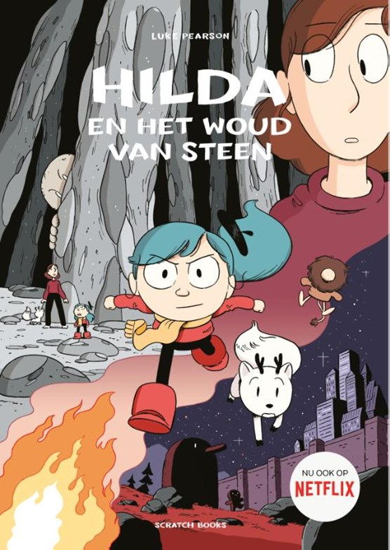 Hilda en het woud van steen 5