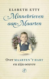 Minnebrieven aan Maarten