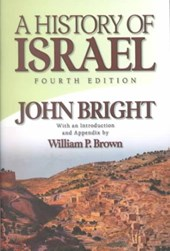 John Bright - A History of Israel