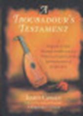 A Troubadour's Testament